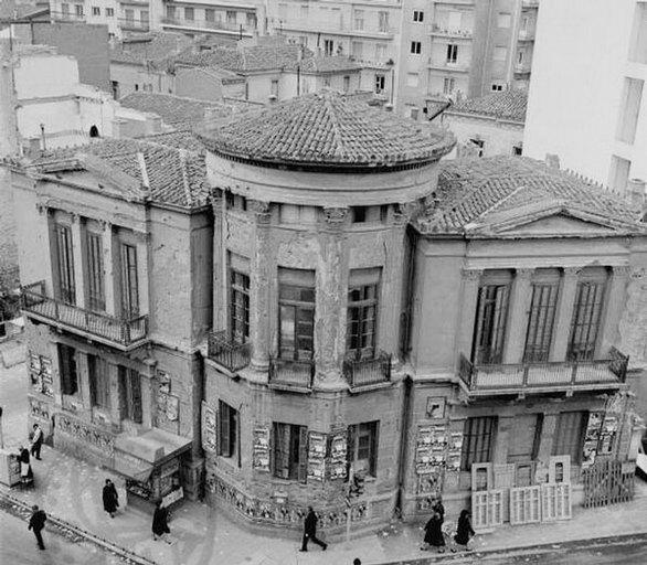 Τα αρχιτεκτονικά στολίδια της Αθήνας που... κατεδαφίστηκαν (pics)