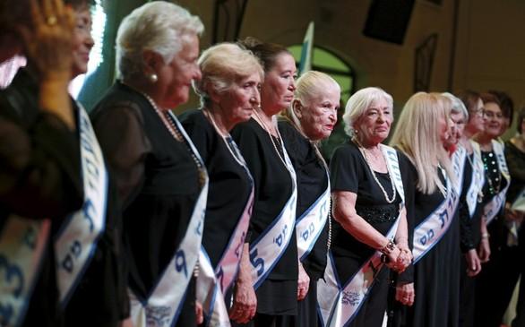 Καλλιστεία για γυναίκες που επέζησαν στο Ολοκαύτωμα (pics)