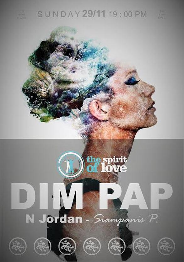 "O Dim Pap ""συμπράτει"" με N. Jordan & P. Siampanis στο Beau Rivage!"