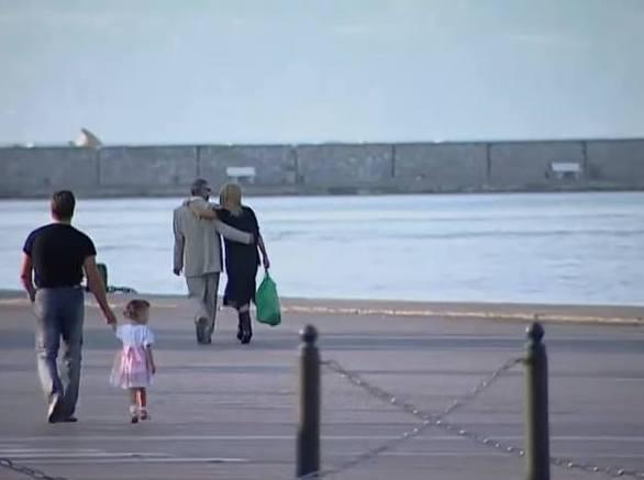 """Όταν ο Νίκος Σεργιανόπουλος προσπάθησε να... """"αποδράσει"""" από την Πάτρα (pics+video)"""