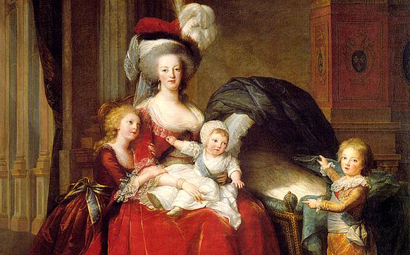Με τα 3 της παιδιά