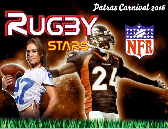 Group 18: Rugby Stars