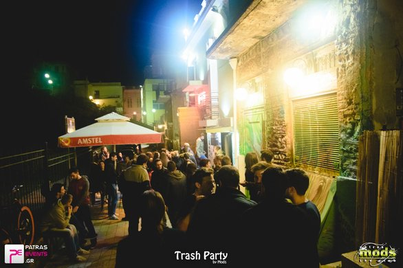 Trash Party at Mods Club 17-02-16 Part 2/2