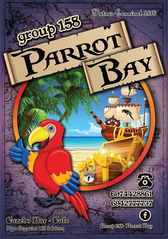 Group 158: Parrot Bay
