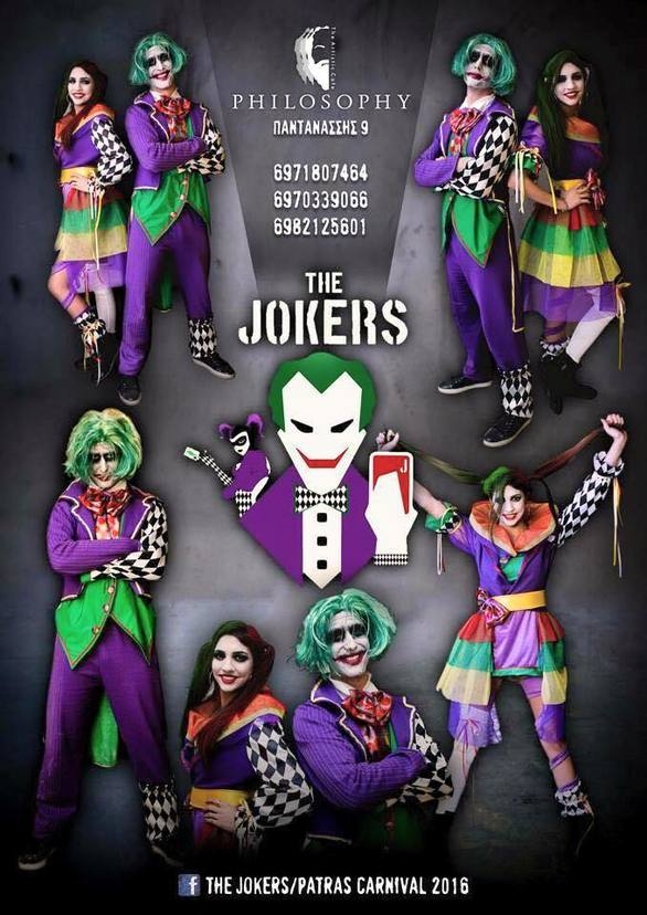 Group 186 : The Jokers
