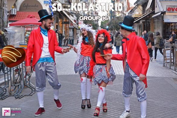 Group 16: So... Kolastirio