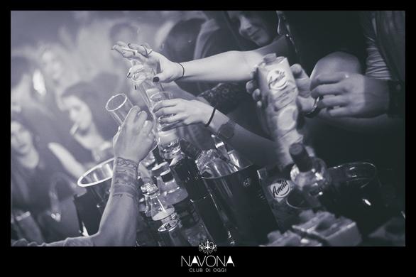 Greca Notte at Navona Club Di Oggi 24-02-2016