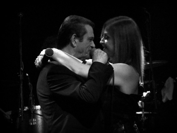 Γιώργος Μαργαρίτης - Ραλλία Χρηστίδου στη Μουσική Σκηνή Γραμμές