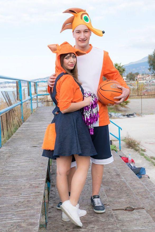 Group 141: Crash basketball