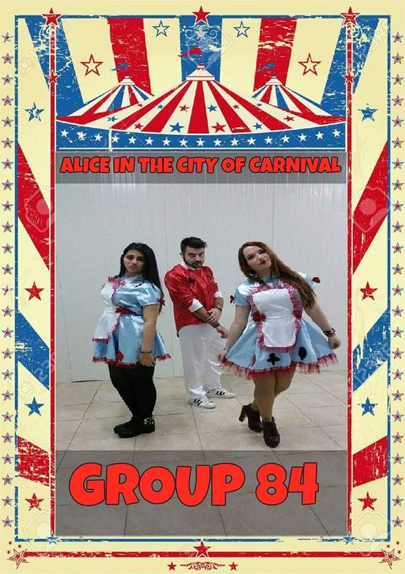 Group 84: Αlice in the City of Carnival