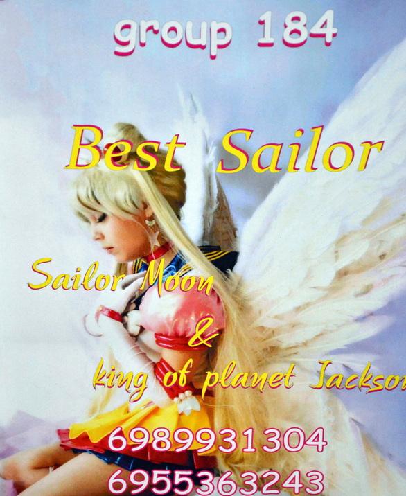 Group 184: Best Sailor