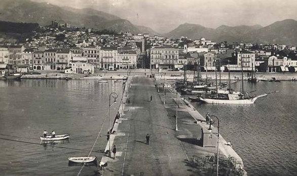 Φωτογραφική αναδρομή - Στιγμιότυπα από το λιμάνι της Πάτρας!