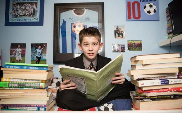 Ο 11χρονος που ξεπερνάει σε IQ και τον Αϊνστάιν! (pics)