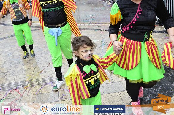 Πατρινό Καρναβάλι 2016 - Group 53: Circa Boom Part 470