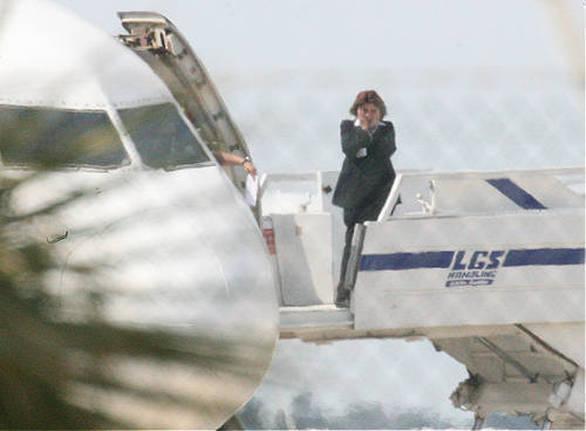 Μπερδεμένο το τοπίο στη Κύπρο - Ο Ιμπραχίμ Σαμάχα είναι επιβάτης και όχι ο αεροπειρατής