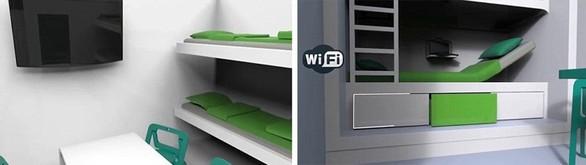 Το κινητό hostel που θα έρχεται εκεί που βρίσκεσαι (pics+video)