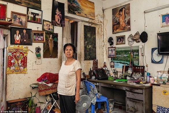 «Λευκό Κτήριο»: Το «παλάτι» των φτωχών της Καμπότζης (pics)