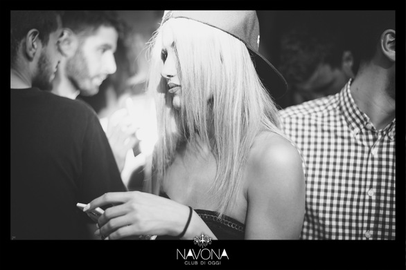 2 Years Night Call at Navona Club Di Oggi 14-04-2016