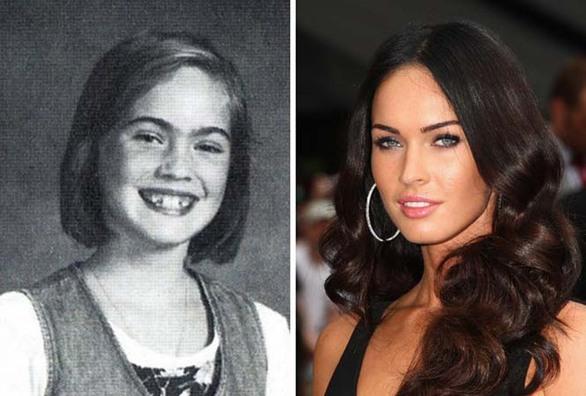 15 διάσημοι που άλλαξαν πολύ μετά την εφηβεία τους (pics)