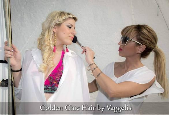 Γνωστές Πατρινές ποζάρουν με καλοκαιρινή διάθεση για το Golden Chic Hair! (φωτο)