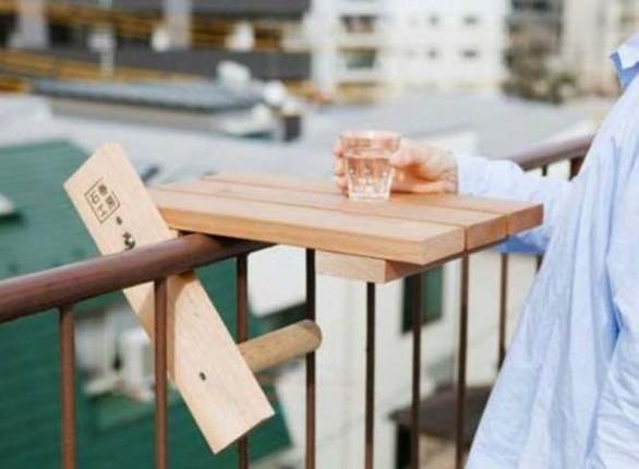 Τα έξυπνα έπιπλα που θα ομορφύνουν την βεράντα σας (pics)