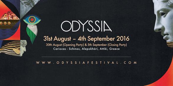 Και εγένετο... το Odyssia Festival 2016 με ηχηρά ονόματα της dance σκηνής!