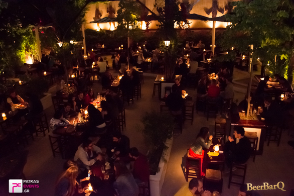 BBQ - Bόλτα Τετάρτη βράδυ στην πράσινη αυλή της Ρήγα Φεραίου!