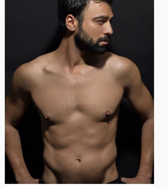Η σέξι φωτογραφία του Ανδρέα Γεωργίου που «έριξε» το Instagram!