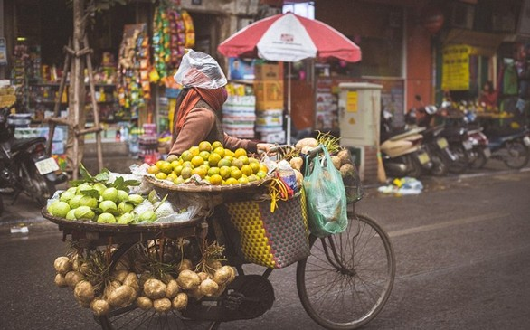 Η πρωτεύουσα του Βιετνάμ όπου ο χρόνος μοιάζει να έχει σταματήσει (pics)