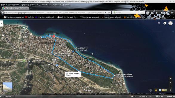 2ο Mini Marathon Ξυλοκάστρου