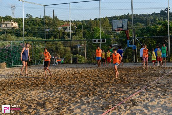 "Beach Games στο Γήπεδο ""Νίκης Προαστείου"" 15-07-16 Part 1/3"