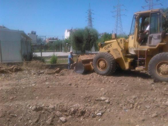 """Πάτρα: Ένα αίτημα ετών παίρνει """"σάρκα και οστά"""" - Αλλάζει όψη η συνοικία Μακρυγιάννη (pics)"""