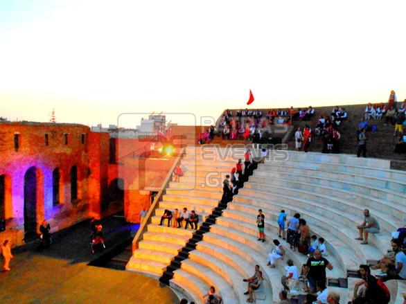 Πάτρα: Προκλητική συμπεριφορά από την Τουρκική αποστολή στο Παγκόσμιο Φεστιβάλ Χορού (pics)