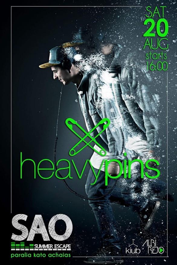 Ο Heavy Pins beat-άρει και το Sao... ακολουθεί!
