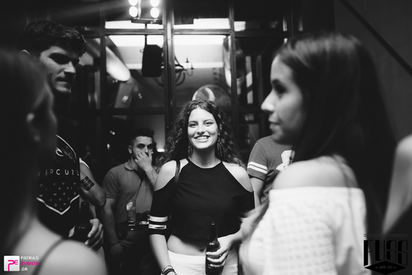 Ms.Lefki at Fuss cafe bar 21-08-16 Part 3/3