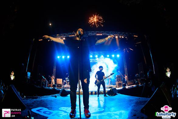 Lake Party Τριχωνίδα Live Μέλισσες - Rec - Playmen - The Mode - Ghali 18-08-16 Part 8/8