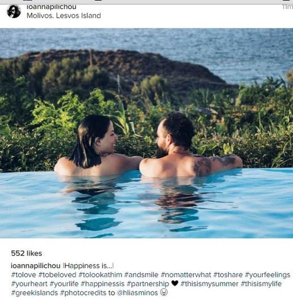 Ιωάννα Πηλιχού και Μάκης Τσούφης ζουν τον έρωτά τους (pic)