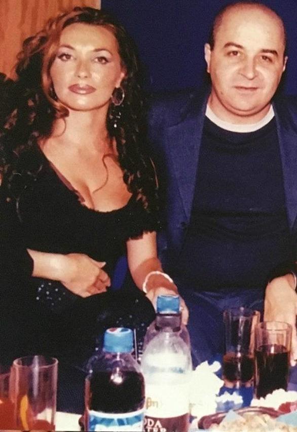 Πόπη Μαλλιωτάκη και Μάρκος Σεφερλής 15 χρόνια πριν (pic)