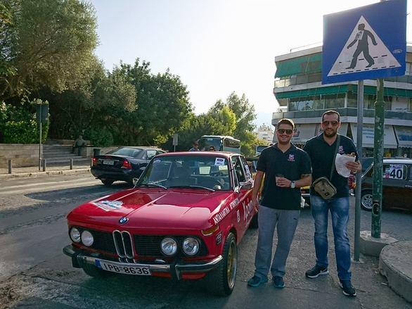 """Με ομάδα που """"πετάει"""" η Ελληνική Λέσχη Ιστορικών Αυτοκινήτων στο 19ο """"24 ώρες Ελλάδα""""!"""