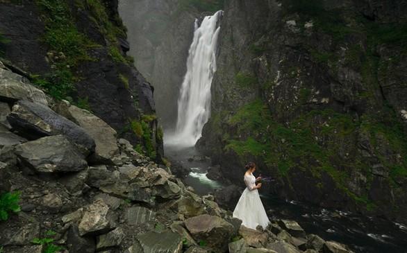 Αυτό είναι το πιο εντυπωσιακό άλμπουμ γάμου (pics)