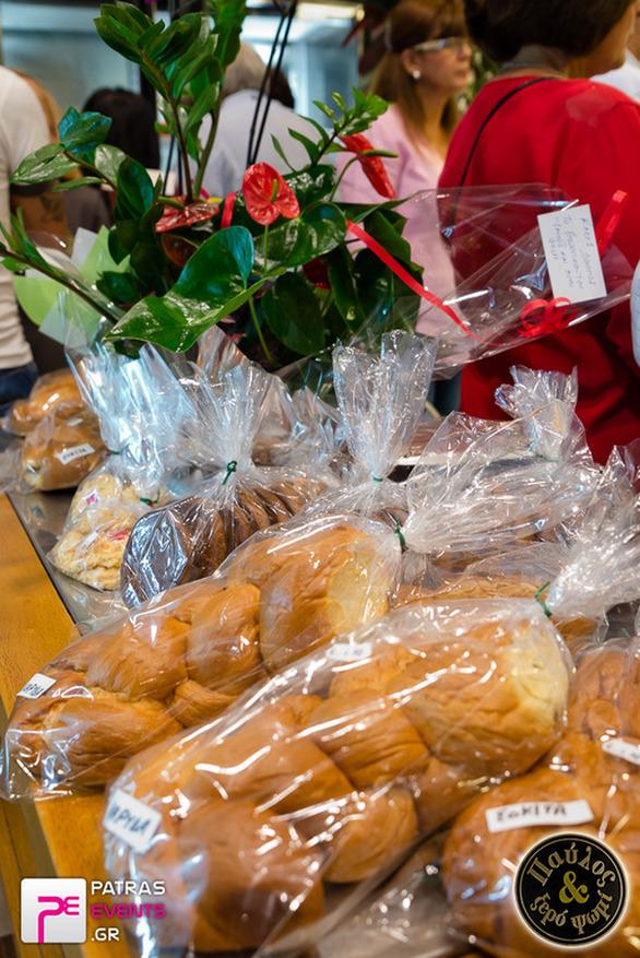 """Για τα πιο ονειρεμένα χριστουγεννιάτικα γλυκά πάμε στο... """"Παύλος & Ξερό Ψωμί"""""""