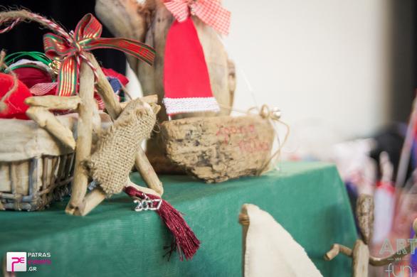Χριστουγεννιάτικο Bazaar χειροτεχνών στο Dansarte Part 3/3 18-12-16