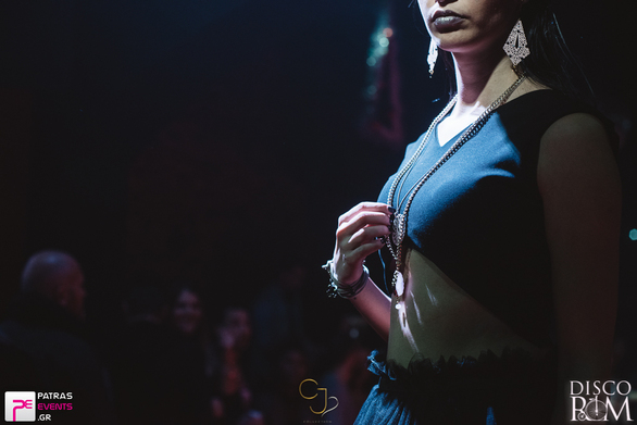 Fashion show - CJ collection at Disco Room 28-12-16 Part 2/3