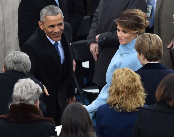 Νέος Πρόεδρος των ΗΠΑ ο Ντόναλντ Τραμπ! (pics+video)