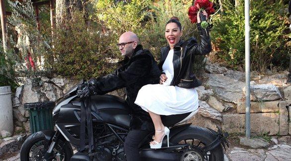 Παντρεύτηκε ο Αχαγιώτης Δημήτρης Κατριβέσης με την Μαριάντα Πιερίδη! (pics)