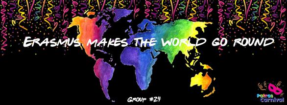 Group 24: Erasmus Makes the World Go Round