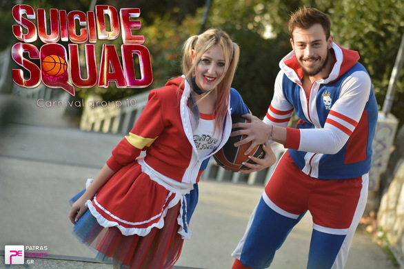 Group 10: Suicide SQUAD Harley Quinn