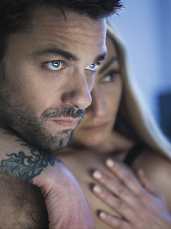 Ρούλα Ρέβη - Αποστόλης Τότσικας: To ζευγάρι ποζάρει μαζί πιο σέξι από ποτέ (pics)