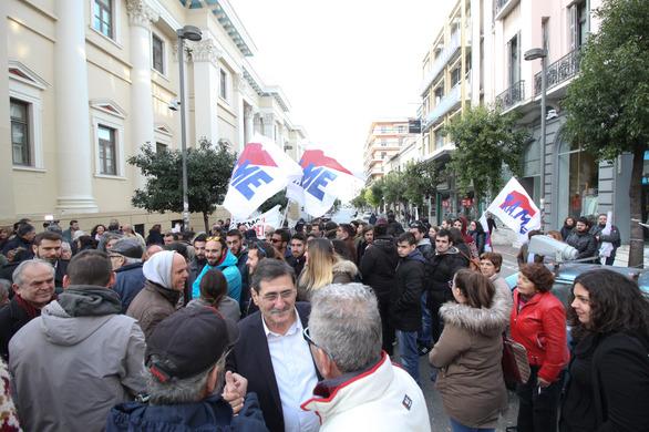 Πάτρα: Διακόπηκε η δίκη του Κώστα Πελετίδη για τις 23 Φεβρουαρίου (pics)