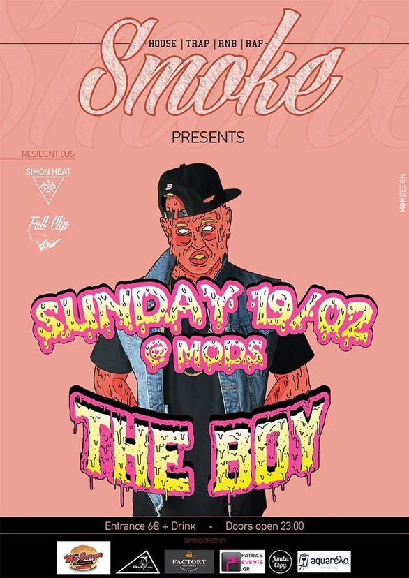 Dj The Boy x Smoke - The Movement at Mods Club
